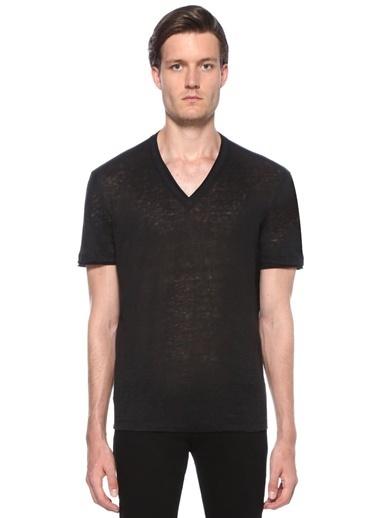 John Varvatos Tişört Siyah